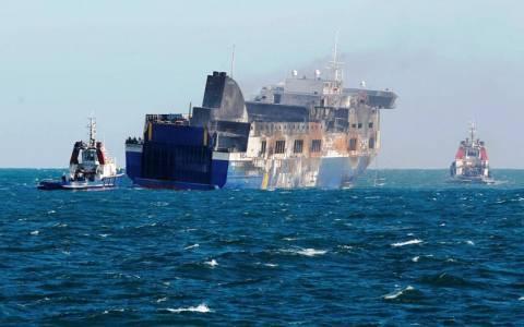 Νόρμαν Ατλάντικ: Μακάβριο εύρημα στις νότιες ακτές της Κέρκυρας