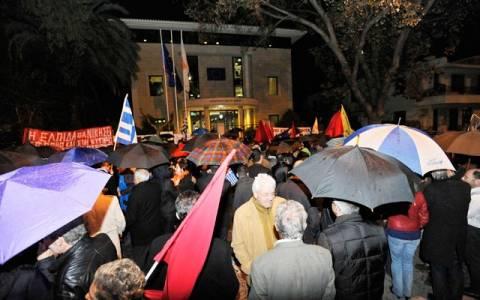 Κύπρος: «Όχι στη λιτότητα- Η Ευρώπη γυρίζει σελίδα»