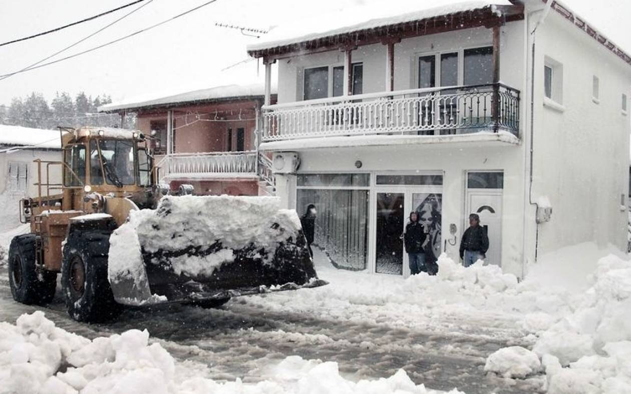 Problems continue following snow and gale-force winds