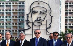 Σχέδιο κατασκευής τεμενών στην Κούβα προτείνει ο Ερντογάν (video)