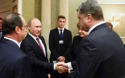 Συνεχίζεται η συνδιάσκεψη στο Μινσκ για να βρεθεί λύση στο θέμα Ουκρανίας και Ρωσίας