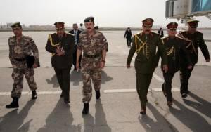 Η Ιορδανία θα βοηθήσει με όλες τις δυνάμεις της το Ιράκ στον αγώνα εναντίον του ΙΚ