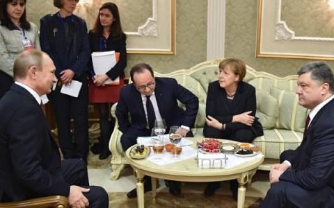 Ουκρανία: Ελπίδα για συμφωνία στις συνομιλίες του Μινσκ
