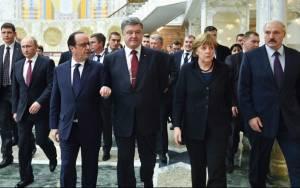 Ουκρανία: Έτοιμο κατά 80% το σχέδιο για την ειρηνευτική συμφωνία