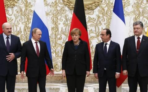 Ουκρανία: Κατάπαυση πυρός από τις 14 Φεβρουαρίου, λέει το Reuters