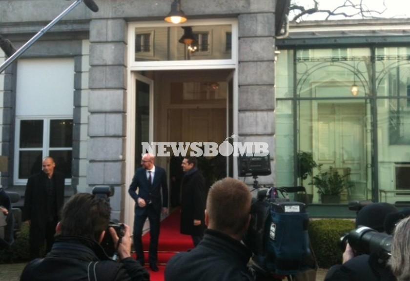 Το Newsbomb.gr στην κρίσιμη Σύνοδο Κορυφής
