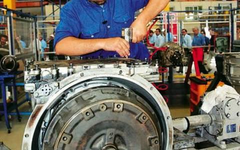 Βαλτωμένη η βιομηχανική παραγωγή στην Ευρωζώνη