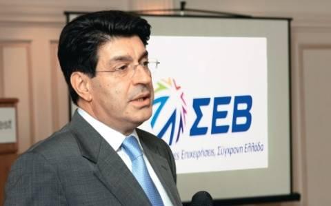 Πρόεδρος ΣΕΒ: Όλοι θα χάσουν αν δεν υπάρξει συμφωνία
