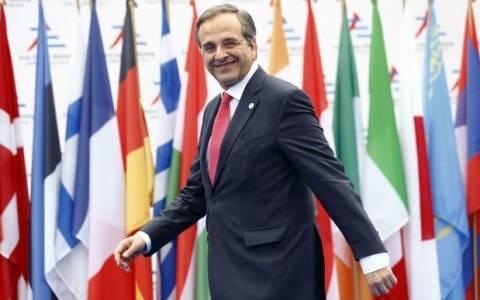 Σαμαράς: Θα διασφαλίσω την ευρωπαϊκή πορεία της χώρας