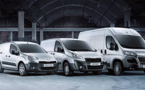 Peugeot: Πέντε χρόνια εγγύηση στα επαγγελματικά μοντέλα της