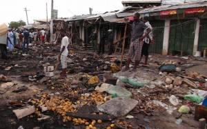 Νιγηρία: Γυναίκα-καμικάζι σκόρπισε το θάνατο