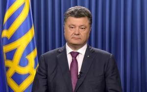 Ποροσένκο: Δεν θα είναι εύκολη υπόθεση η κατάπαυση του πυρός