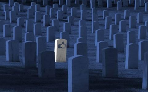 Facebook και μετά τον θάνατο!