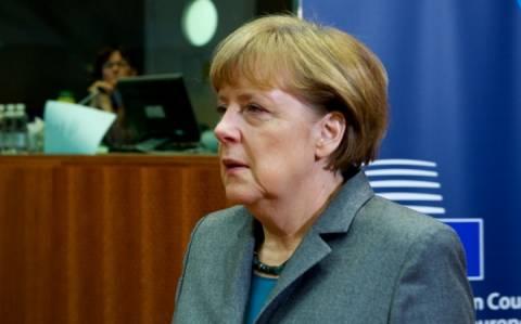 Σύνοδος Κορυφής - Μέρκελ: Το ελληνικό πρόγραμμα είναι σε ισχύ και πρέπει να επεκταθεί