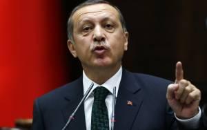 Ο Ερντογάν «κουνάει το δάχτυλο» στον Ομπάμα σχετικά με τις δολοφονίες μουσουλμάνων
