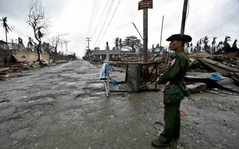 Μιανμάρ: Δεκάδες στρατιώτες νεκροί σε μάχες με αντάρτες