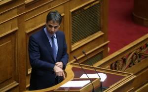 «Ανοιχτός» για την προεδρία της ΝΔ ο Μητσοτάκης