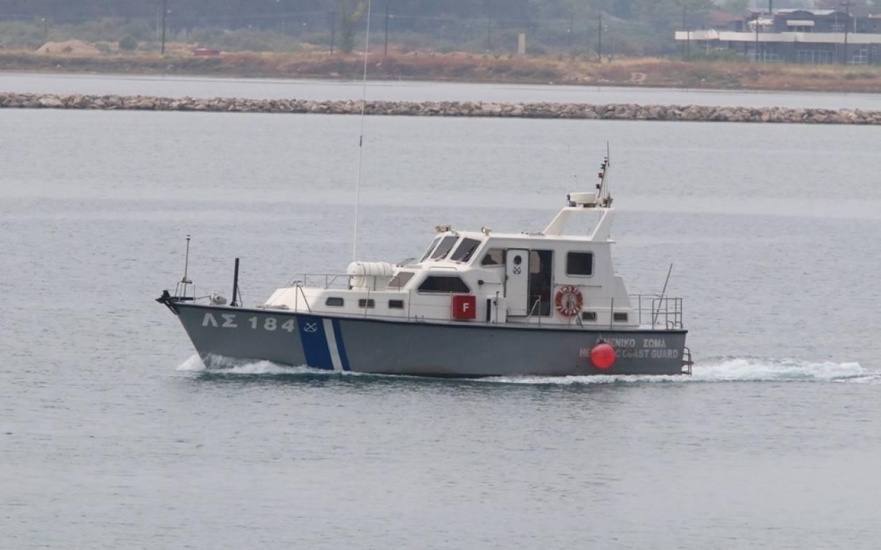 Προσάραξη πλωτού περιπολικού σκάφους στην Πύλο