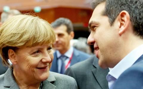 Αποκάλυψη: Τι... δεν είπαν Τσίπρας - Μέρκελ στο τετ-α-τετ τους (photo)