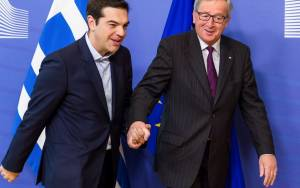 FT: Το απόρρητο έγγραφο Γιούνκερ που δόθηκε στους ηγέτες της Ε.Ε.