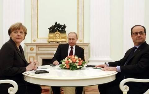 Ρωσία: Ελπίδες για άρση των δυτικών κυρώσεων μετά τη συμφωνία του Μινσκ