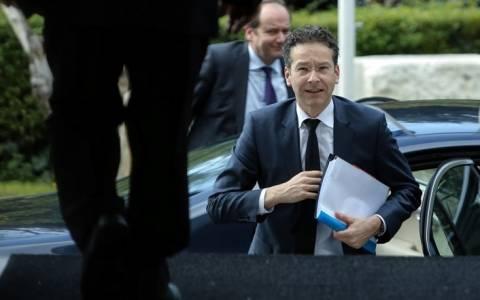 Ντάισελμπλουμ: Απαισιόδοξος για τη συνέχιση των συζητήσεων με την Ελλάδα