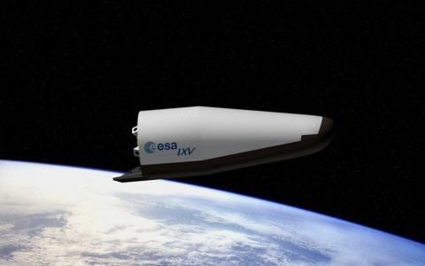 Εντυπωσιακή εκτόξευση «διαστημοπλάνου» (video)
