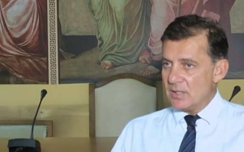 Νέος πρύτανης του Πανεπιστημίου Αθηνών ο Θάνος Δημόπουλος