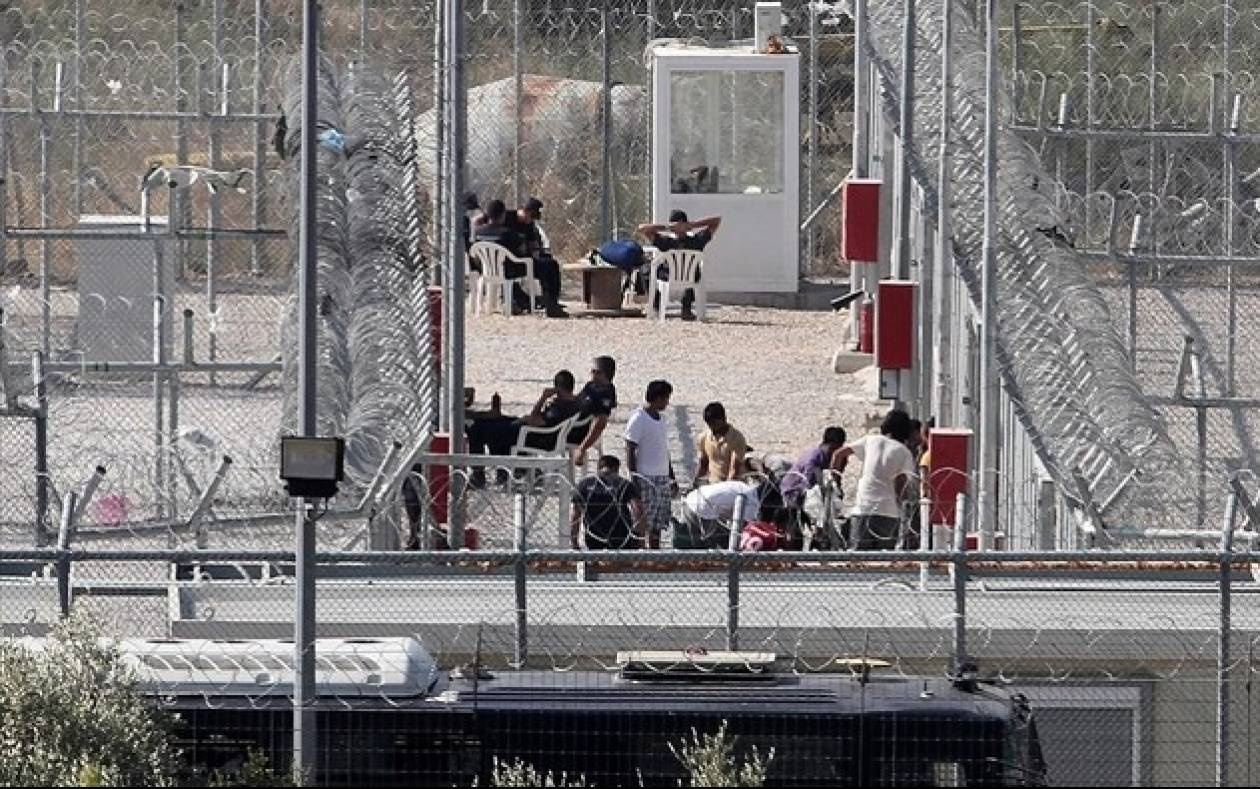 Νέος θάνατος μετανάστη στο κέντρο κράτησης στην Αμυγδαλέζα