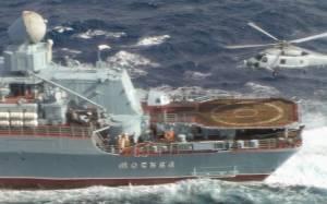 Ναυτικές ασκήσεις Ρωσίας-Βενεζουέλας στην Καραϊβική Θάλασσα