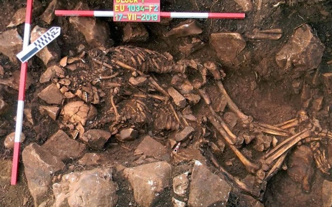 Παγκόσμιο δέος για το 6.000 ετών «αγκαλιασμένο ζευγάρι» στο Δριμό