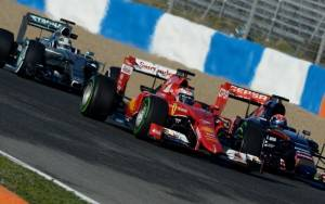 F1: Τα προγράμματα τεσσάρων ομάδων για τη Βαρκελώνη