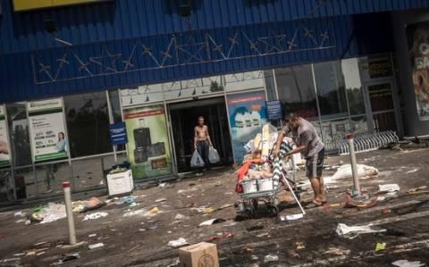 Βομβαρδισμός στο Ντόνετσκ-Δύο νεκροί