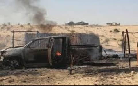 Αίγυπτος: Έξι τραυματίες από έκρηξη παγιδευμένων αυτοκινήτων στη Χερσόνησο του Σινά