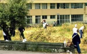 Συνελήφθη δραπέτης των αγροτικών φυλακών Τίρυνθας στην Ζάκυνθο