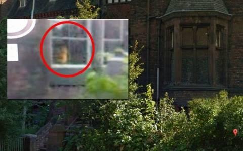 Φάντασμα εντοπίστηκε με Google Street View  (video)