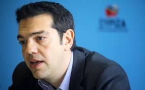 Τσίπρας: Δεν με εκφράζει το σκίτσο με τον Σόιμπλε ναζί