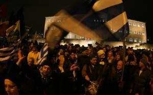Νέα συγκέντρωση πολιτών στο Σύνταγμα ενάντια σε λιτότητα και μνημόνια