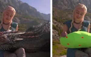 Game of Thrones: Τα ειδικά εφέ πίσω από τους δράκους της σειράς (Video)