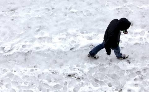 Πού χρειάζονται αντιολισθητικές αλυσίδες στη Βόρεια Ελλάδα