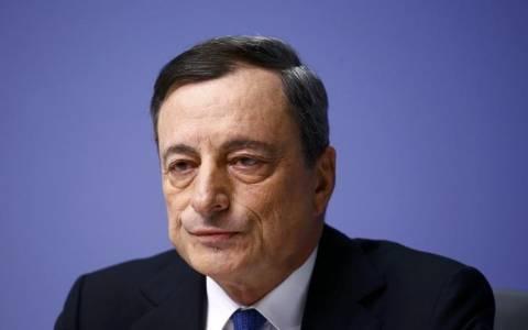 Ντράγκι: Χωρίς νόημα οι εικασίες περί Grexit