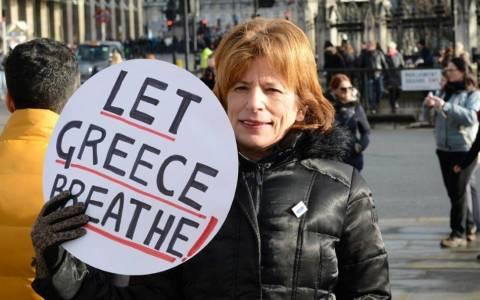 Αυστραλία: Το αδιαχώρητο σε συγκέντρωση συμπαράστασης προς την Ελλάδα