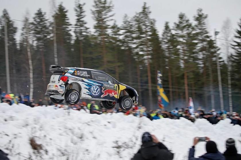 WRC Ράλλυ Σουηδίας: Νίκη θρίλερ για τον Ogier στην τελευταία Ειδική Διαδρομή