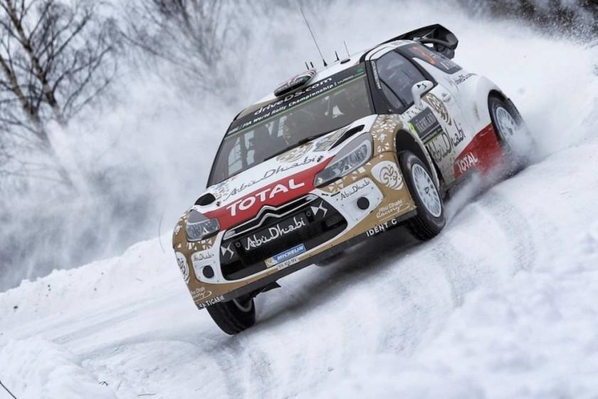 WRC Ράλλυ Σουηδίας: Μακριά από την πρώτη τριάδα έμειναν τα πληρώματα της Citroen