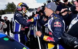 WRC Ράλλυ Σουηδίας: Νίκη θρίλερ για τον Ogier (photos & video)