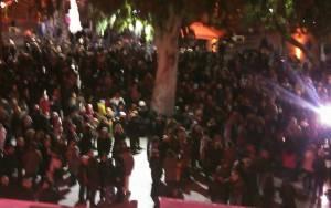 Κρήτη: Συγκεντρώσεις υπέρ των θέσεων της ελληνικής κυβέρνησης (photos)
