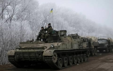 Ουκρανία: Τηρείται προς το παρόν η κατάπαυση του πυρός
