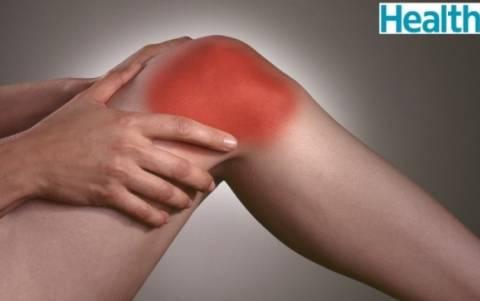 Πόνοι στα γόνατα: Ποιες ασκήσεις πρέπει να κάνετε (εικόνες)