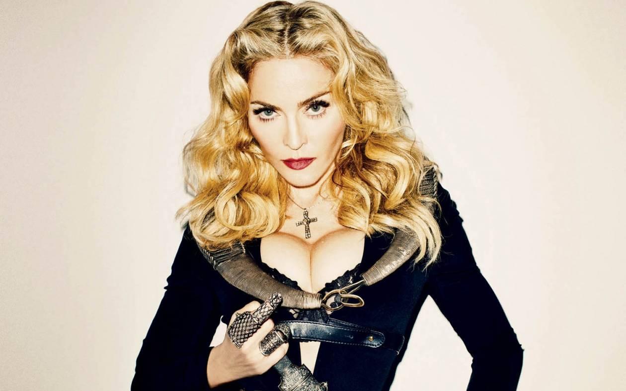 Madonna: Το 50 shades of Grey είναι sexy μόνο για αυτούς που δεν κάνουν sex