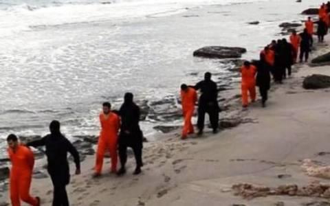 Οργισμένη απάντηση του Σίσι στο ΙΚ για τον αποκεφαλισμό 21 χριστιανών Αιγυπτίων